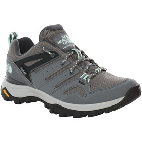 The North Face Hedgehog Fastpack II WP Shoes Women zinc grey/moonlight jade